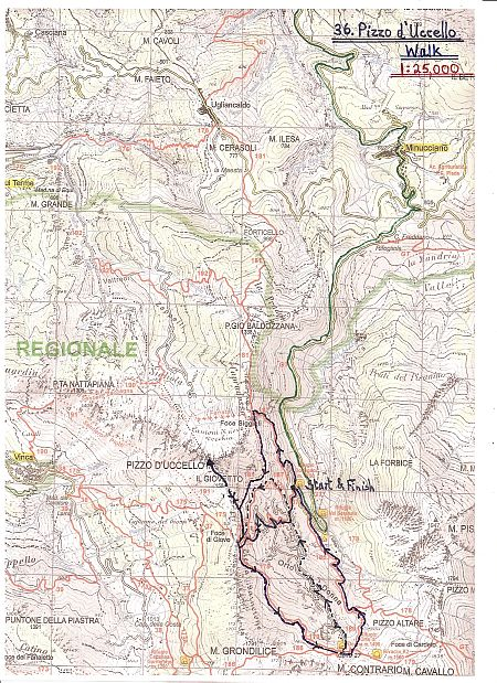 Tuscany Mountain Walks-Apuane 