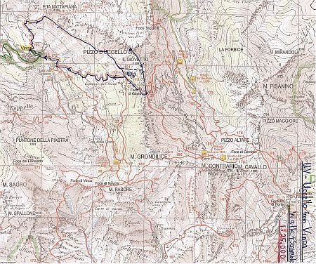 Walking & Climbing -                    